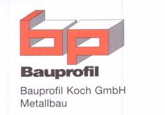 Stellenausschreibung Technikerschule  Metallbauer Monteur bauprofil_logo